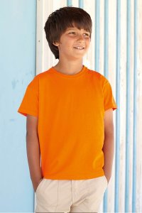 FRUIT OF THE LOOM 61-033-0 Tshirt dziecięcy 165g